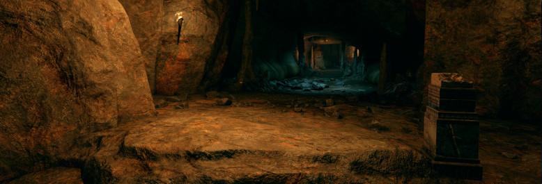 Forgotten Caverns