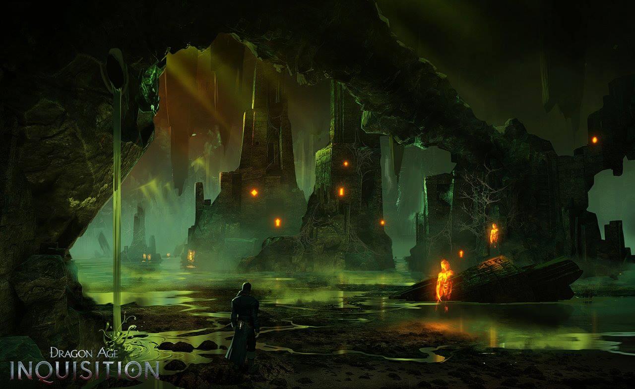 VengefulTemplar/Dragon Age: Inquisition - Concept Art 18