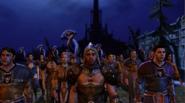 Battle of Denerim Mages