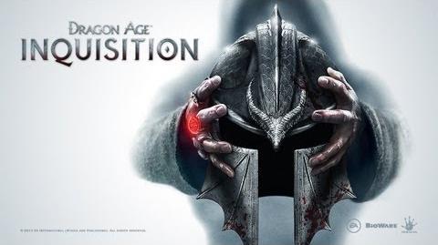 Dragon Age Inquisition - Los Fuegos del Cielo -Tráiler oficial de presentación el E3 2013
