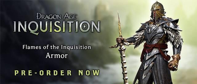 Броня Пламя Инквизиции