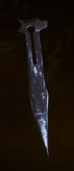 Acolyte Staff Blade Schematic
