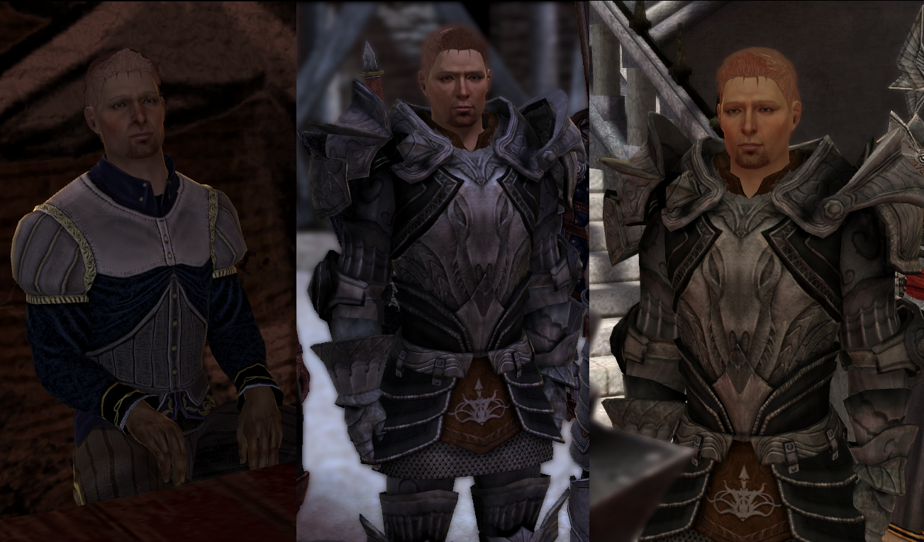 Kodeks: Alistair (Dragon Age II)