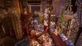 The Herald's Rest Sera's Room
