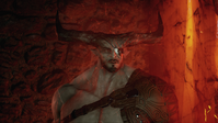 Iron bull in hushed whispers