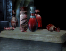 Phylacteries in Circle Tower's basement.png