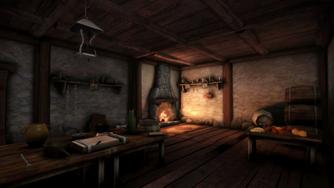 Genitivi's Home - Kitchen room