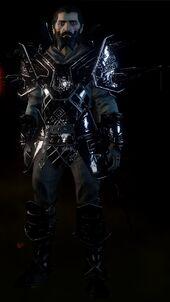 Revered Defender Armor (Blackwall)