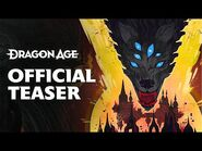 The Next Dragon Age Official Teaser Trailer - 2020 Game Awards