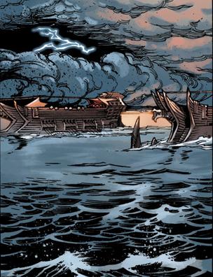 Kodeks: Qunari: Nadejście olbrzymów