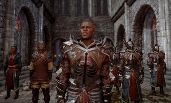 Templar Order Dragon Age