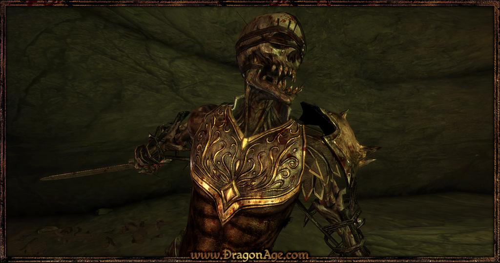 Клыкастый скелет