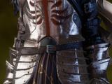 Kommandanten-Rüstung der Templer