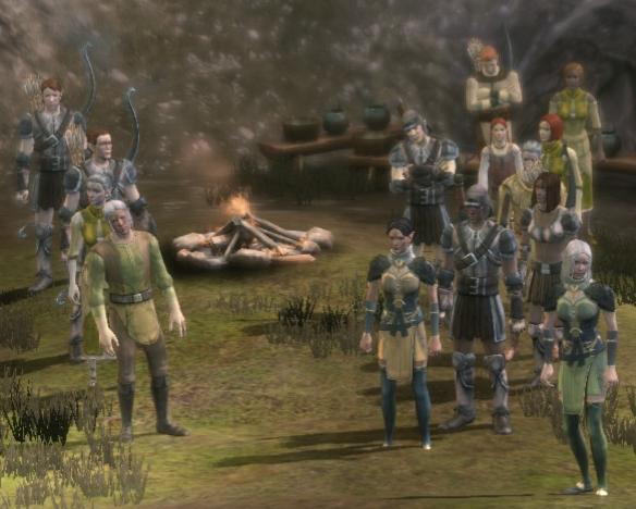 Codex entry: The Dalish Elves