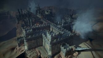 Adamant Fortress