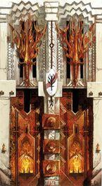 Templar-door