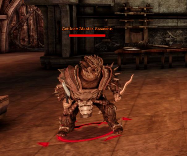 Genlock master assassin