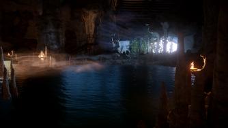 Caer Bronach Cave