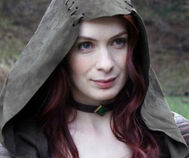Felicia Day as Tallis