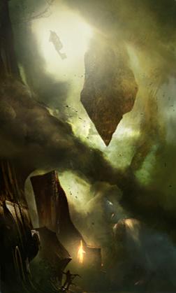 Codex entry: The Fade