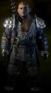 Masterwork Prowler Armor (Varric)