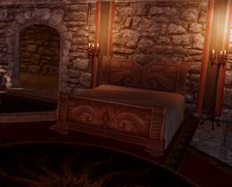 Orlais III Bed