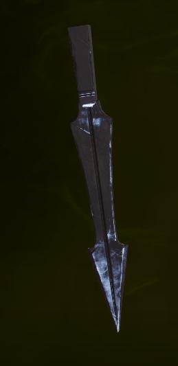 Jeweled Staff Blade Schematic