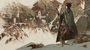 Morrigan alone Inquisition slide