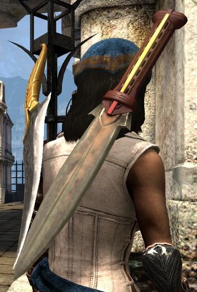 Dwarven Dagger