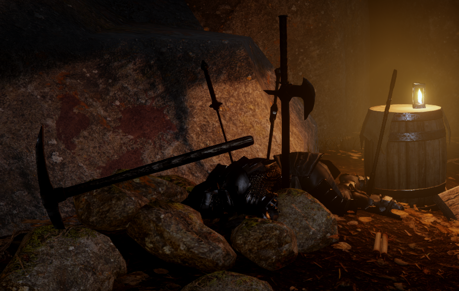 Note: A Letter Found on a Dead Dwarf (Smuggler's Cave)