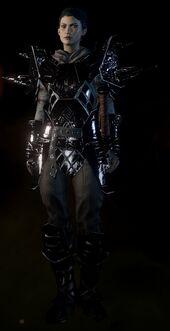 Revered Defender Armor (Cassandra)