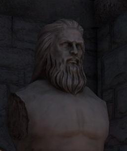 Кодекс: Бюст разбойника по кличке Бородатый Зверь