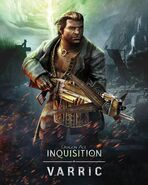 Varric InquIsition