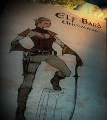 Elf Bard HODA