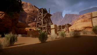 Forbidden Oasis Envers Mining Camp