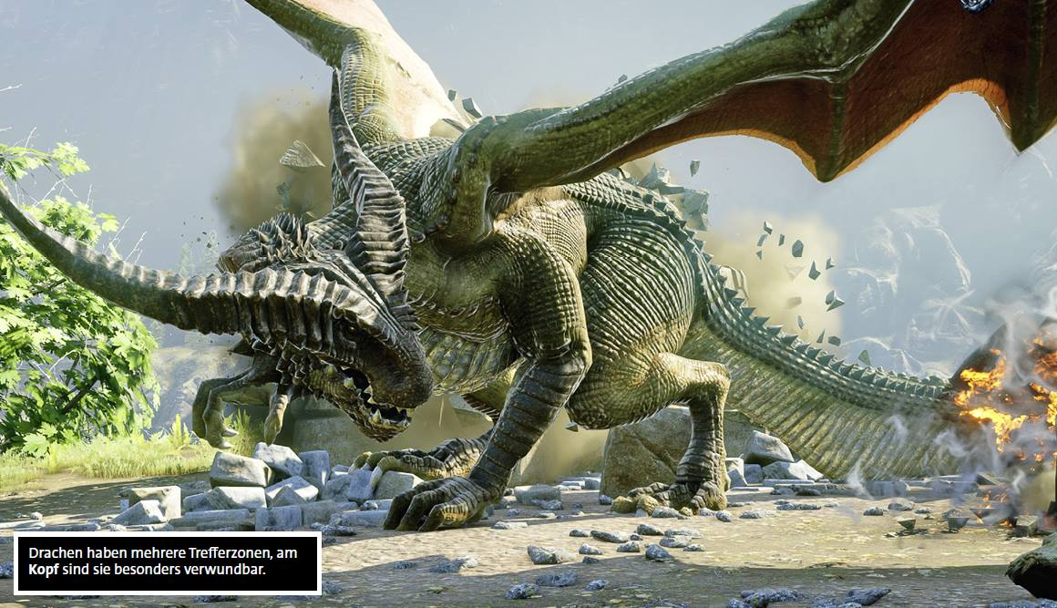 TemplarCode/Dragon Age: Inquisition – Neue Screenshots