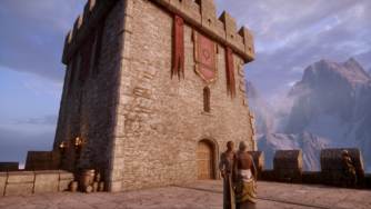 Mage Tower Skyhold