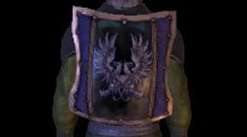 Тяжелый металлический щит (Крепость Стражей)