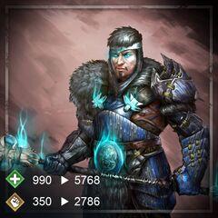 Alamarri Warlord HoDA