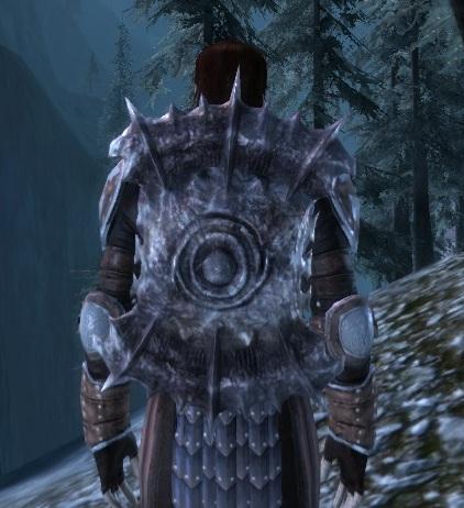Large Darkspawn Shield (Origins)