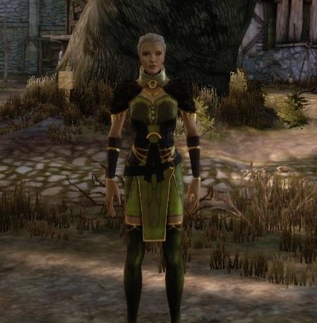 Tevinter Enchanter's Robes