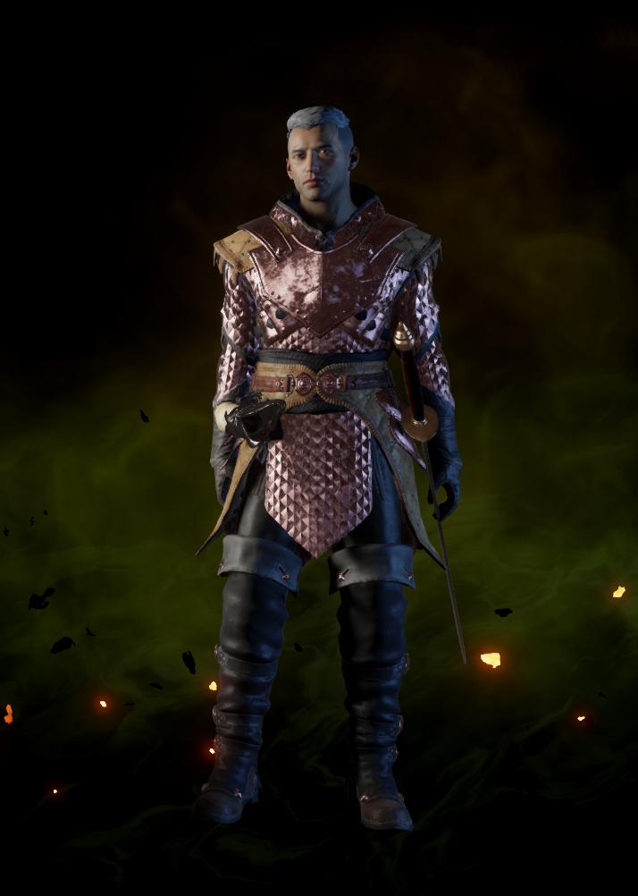 Дивная куртка авангарда