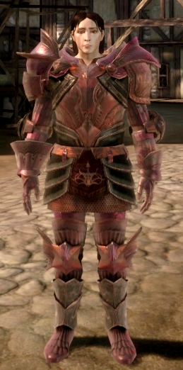 Chevalier armor set