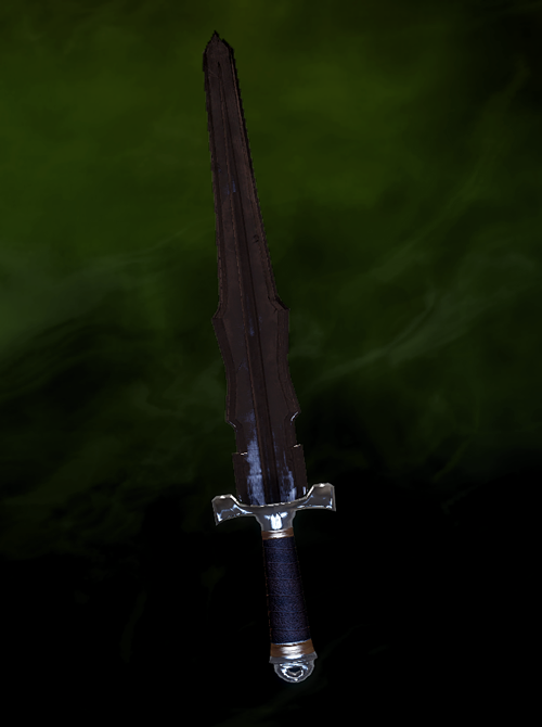 Rugged Dagger Schematic