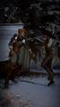Threnn and Flissa dancing