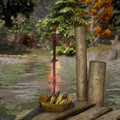 Дух озера