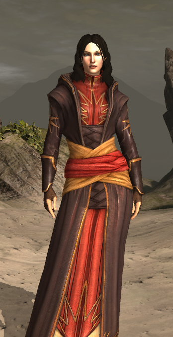 Robes of the Overseer
