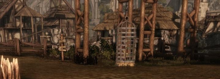 Der gefangene Qunari