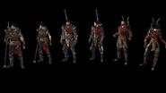 Dragon Age 2 Class select default