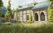 Die Smaragdgräber - Der Garten von Villa Maurel